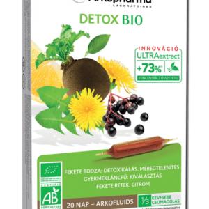 Arkofuide Detox bio 20x