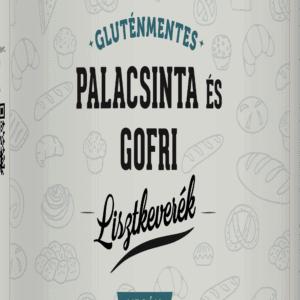 Wise Food Palacsinta és gofri lisztkeverék 250g