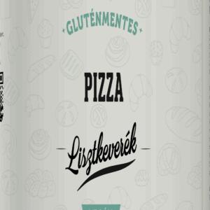 Wise Food Pizza lisztkeverék 250g