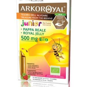 Arkoroyal Junior Méhpempő BIO 500 mg