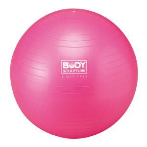 Body Sculpture Jóga pilates gimnasztikai labda 55 cm pink